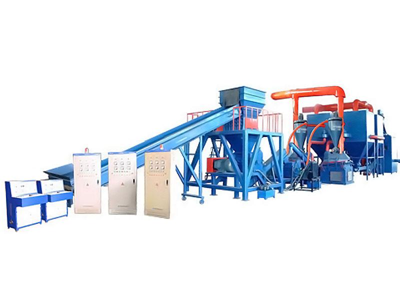 废电路板回收生产线 Millstone-1000