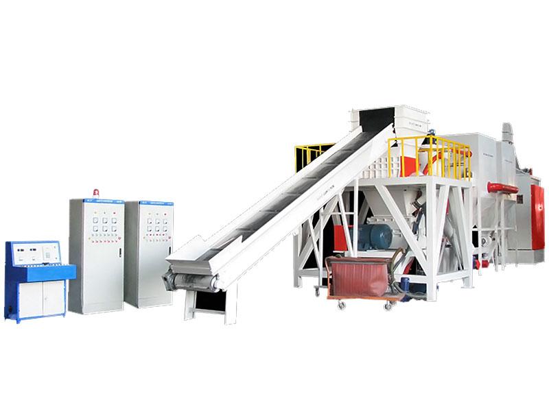 废电路板回收生产线 Millstone-500