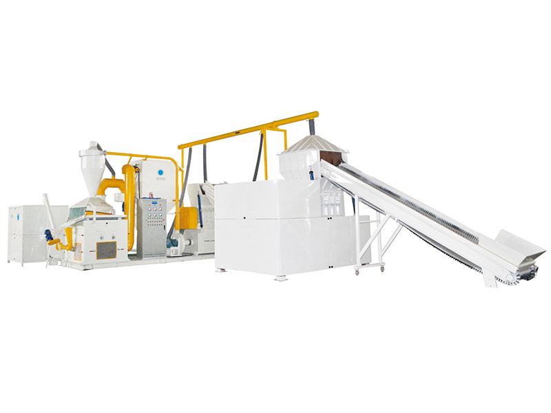 电线回收生产线 Ripper-1200