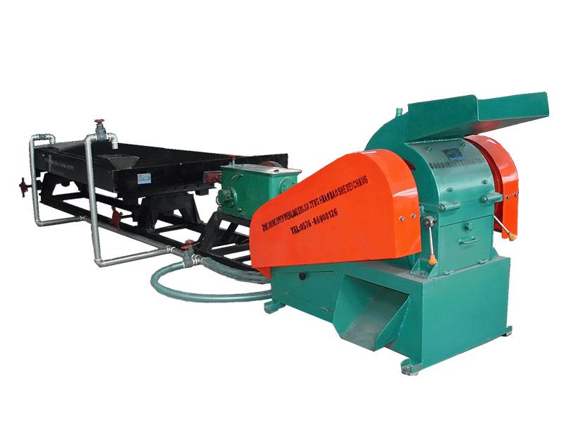 湿式废电线回收生产线 Ripper-430