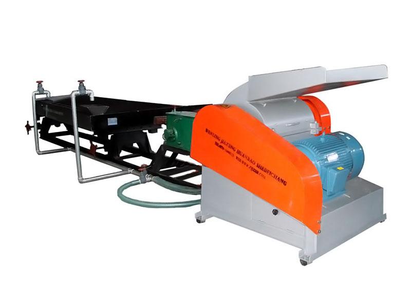 湿式废电线回收生产线 Ripper-630B