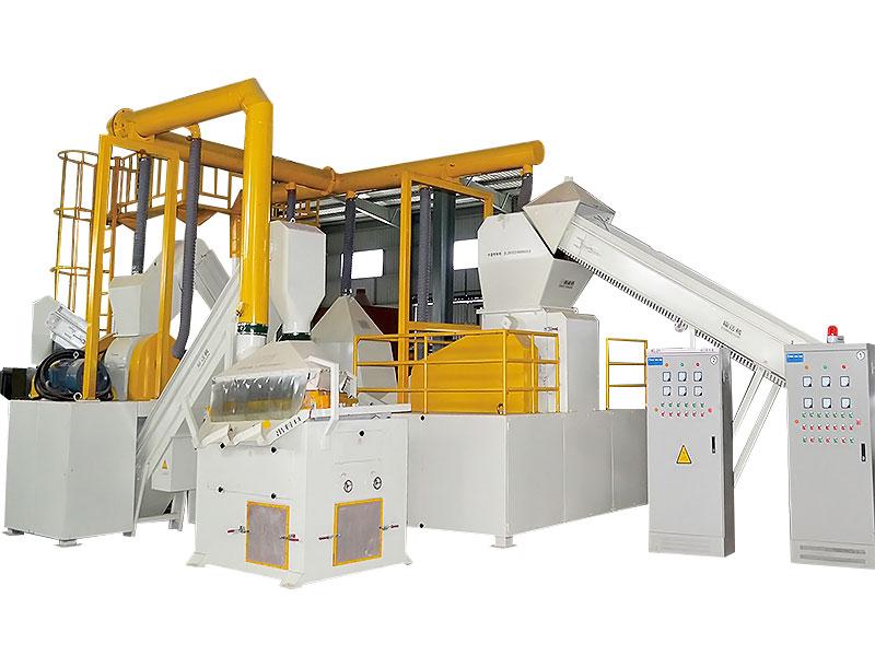 废电机转子回收生产线 WBHB-ROT1500