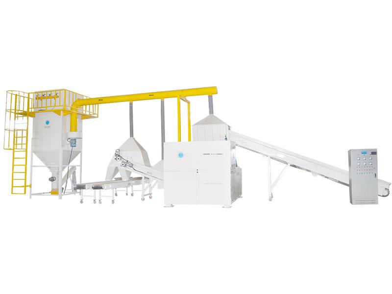 废电机定子回收生产线 WBHB-STA1500